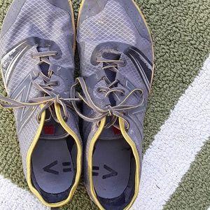 New balance bear foot run shoes..size 14 used